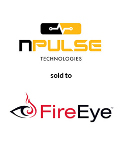 AGC Partners Advises nPulse Technologies on its Sale to FireEye Tombstone